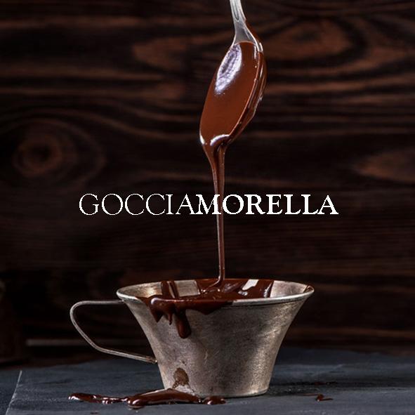 GocciaMorella crema spalmabile